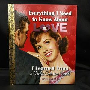 Retro love funny book NEW